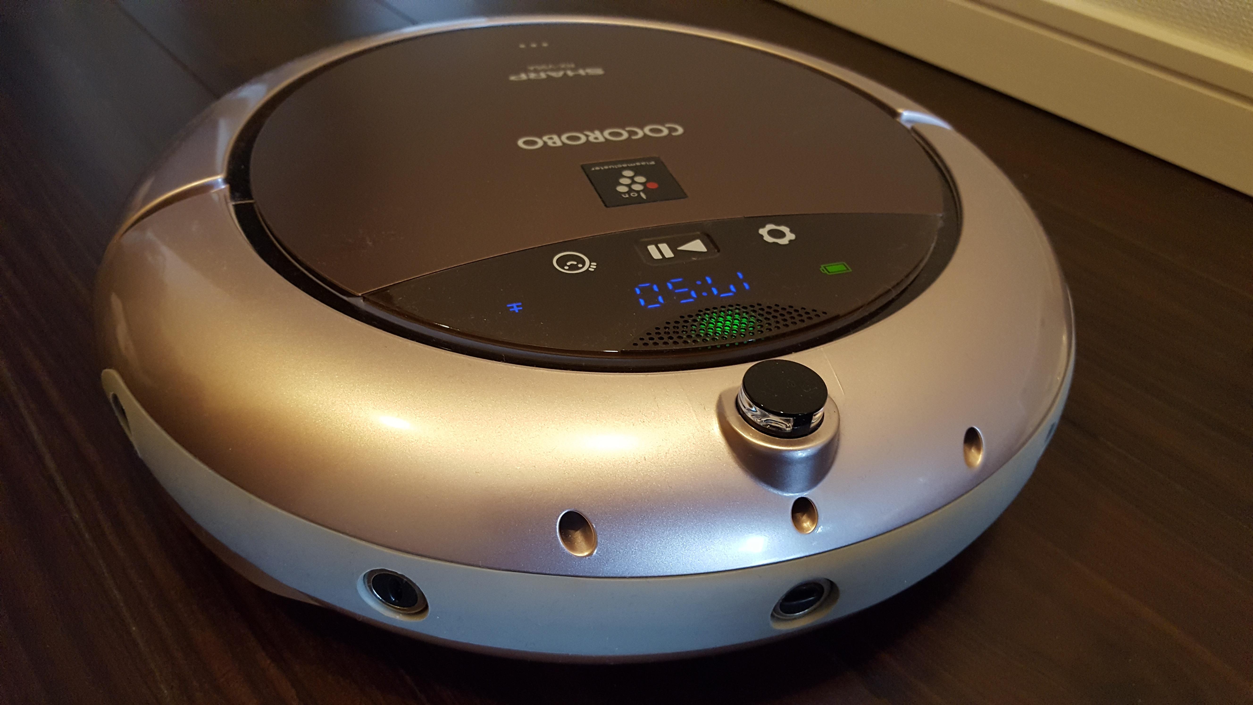シャープ ココロボ、エレクトロラックスロボット掃除機の比較口コミ(レビュー) その2